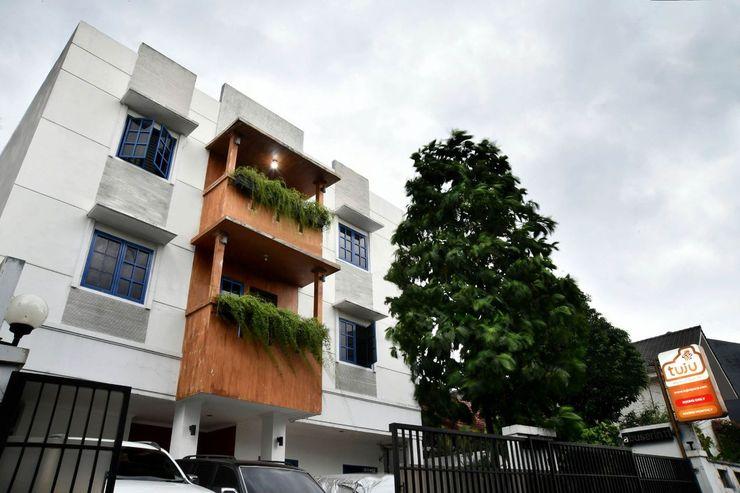 Tuju Abuserin Syariah Jakarta - eksterior