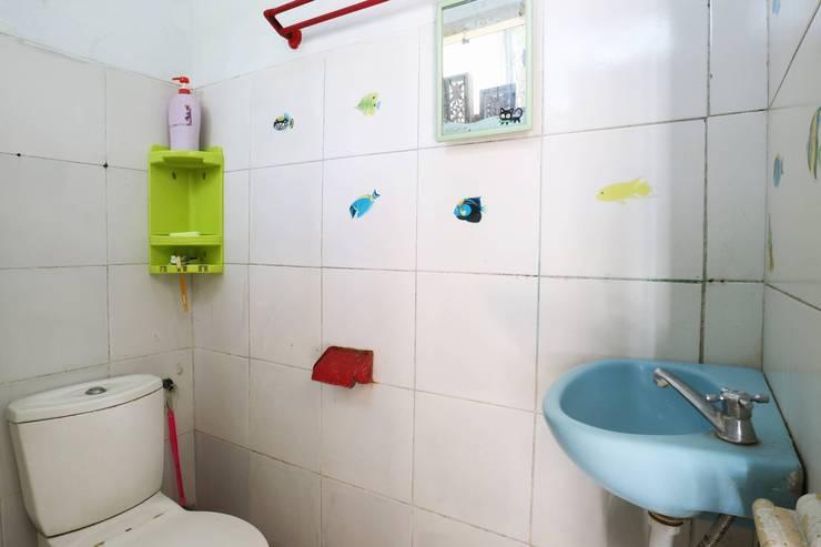 Da Rifi Hostel Surabaya - Bathroom