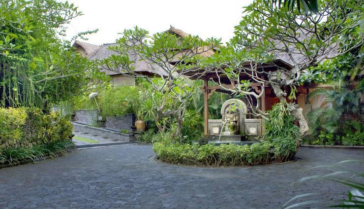 The Hill Villas Bali - Depan / lobi