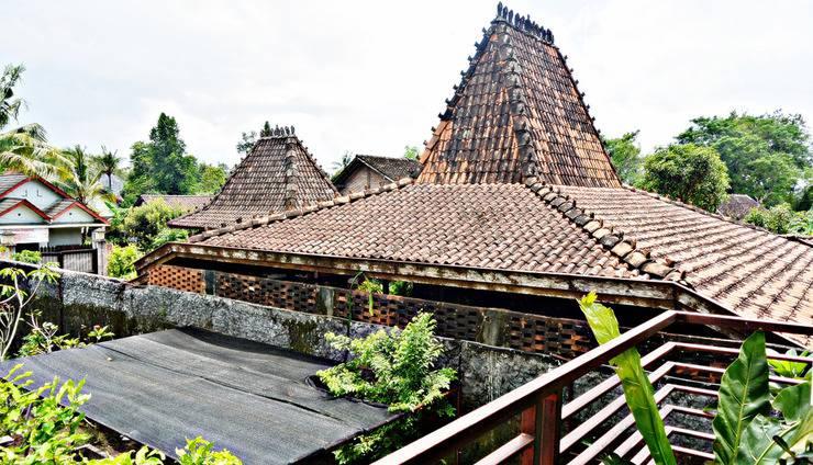 Nitada Premier Prambanan Yogyakarta - Family village