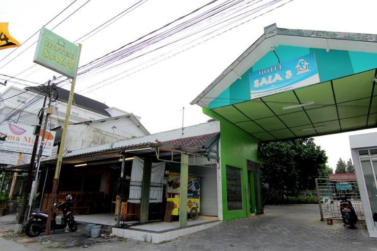 Hotel Sala 3 Yogyakarta - Appearance