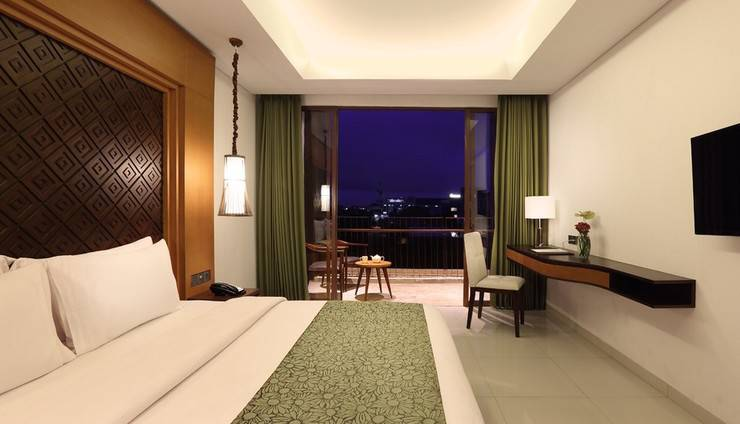Golden Tulip Jineng Bali - Deluxe City View