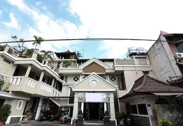 NIDA Rooms Pasar Kembang 61 Kraton - Eksterior