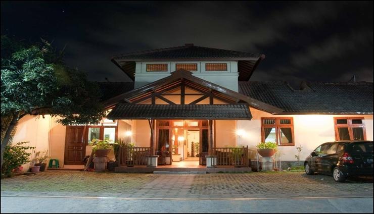 Rumah Mertua Heritage Yogyakarta - exterior