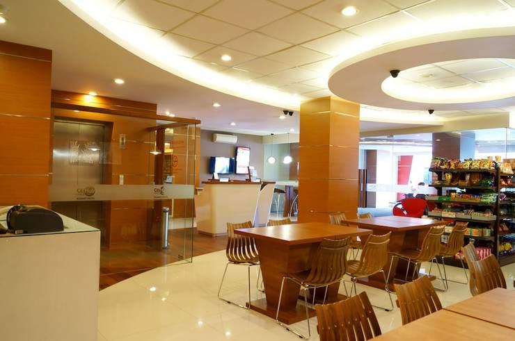 Citihub Hotel at Mayjen Sungkono Surabaya - Property Amenity