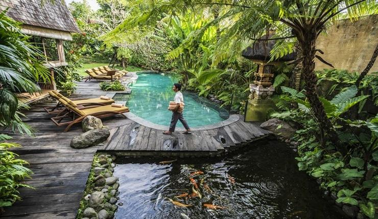 Amatara Arya Ubud - Outdoor Pool