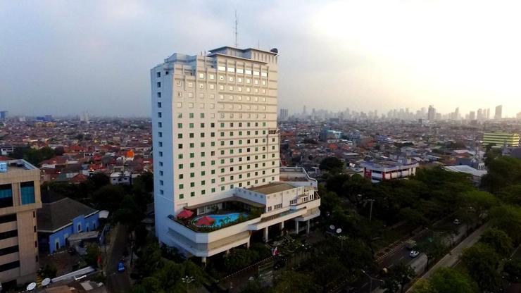 Grand Cempaka Business Hotel Jakarta - Appearance