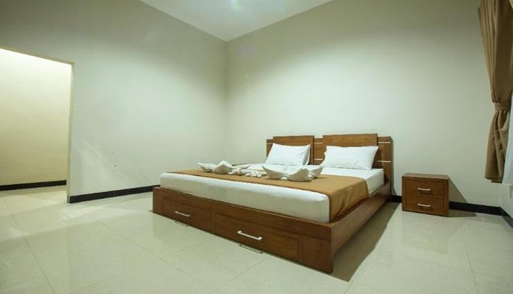 Ladiva Shore Hotel Lombok - Bedroom
