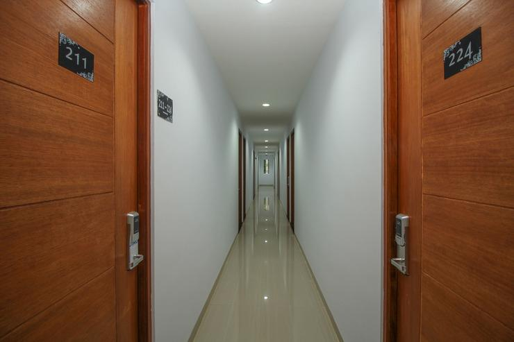 Airy STP Nusa Dua Palapa Satu 8 Benoa Bali - Corridor