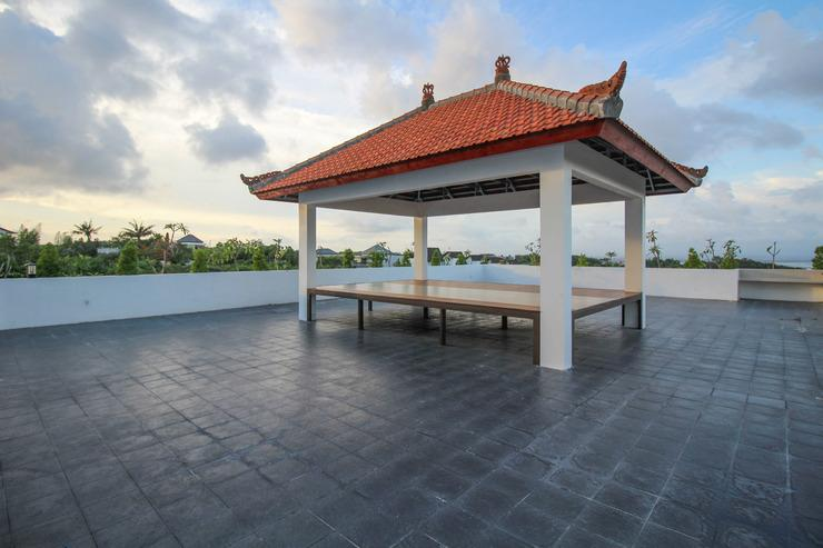 Airy STP Nusa Dua Palapa Satu 8 Benoa Bali - Roof top