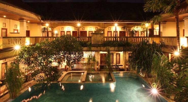 Maxi Hotel And Spa Bali - pemandangan
