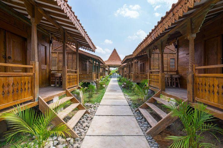 OYO 1304 Roemah Gladak Kebon Sidoluhur Yogyakarta - Common Area