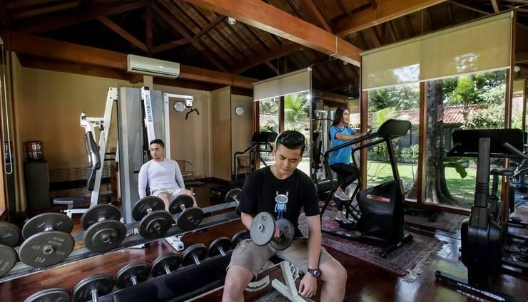 Singgasana Hotel Surabaya - Fitness