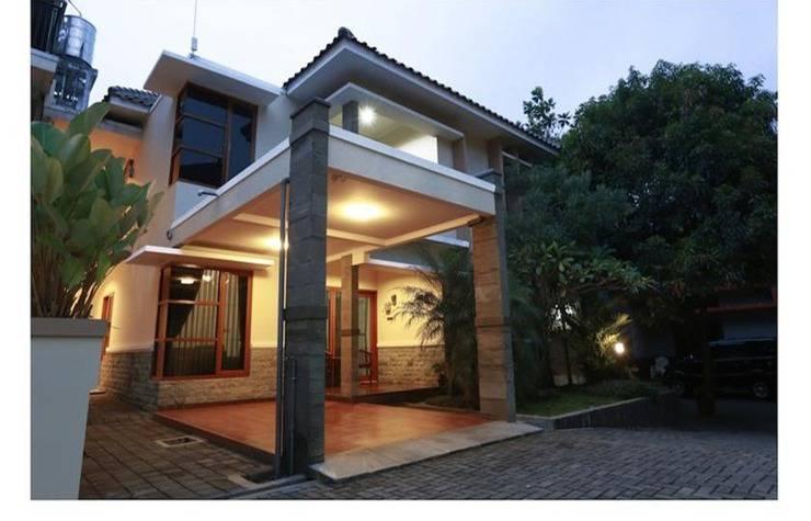Kuldesak Villas Bandung - Exterior