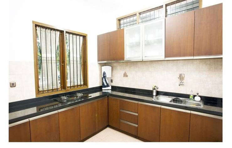 Kuldesak Villas Bandung - Kitchen