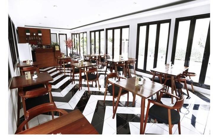 Kuldesak Villas Bandung - Restaurant
