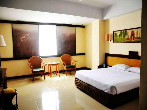 Losari Beach Hotel Makassar - Kamar Superior Double