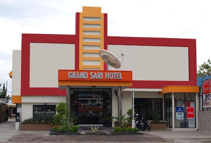 Hotel Grand Sari  Padang - Appearance