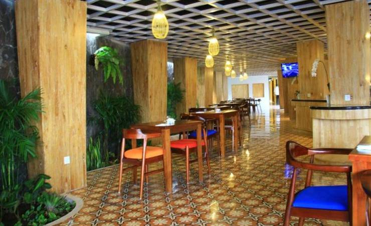 Signature Hotel Bali - Restoran
