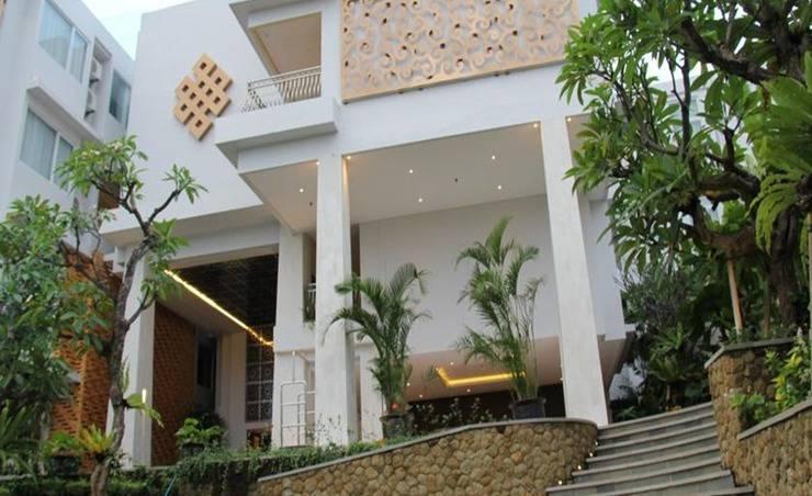 Signature Hotel Bali - Eksterior