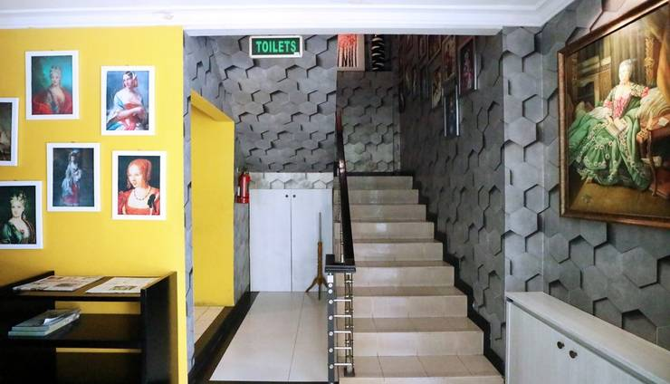 ZUZU Hotel Feodora Hotel - lobby