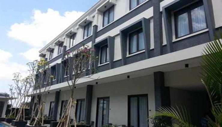 D'Praya Lombok Hotel - Exterior
