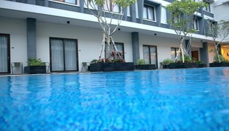D'Praya Lombok Hotel - Pool