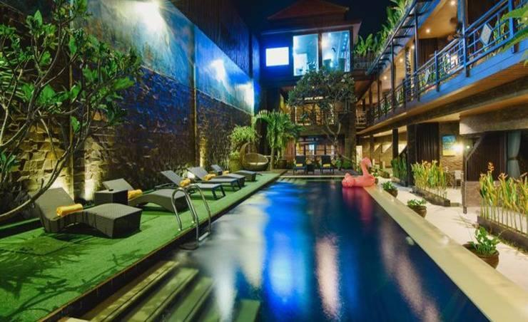 Alamat L Amore Hotel Seminyak - Bali