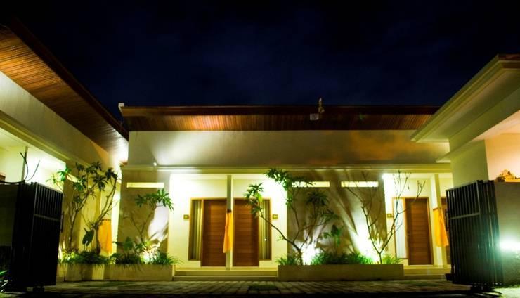 De Lemon Gatsu Hotel Bali - Depan