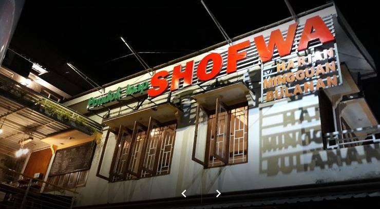 Pondok Inap Shofwa Surabaya - Tampak Depan