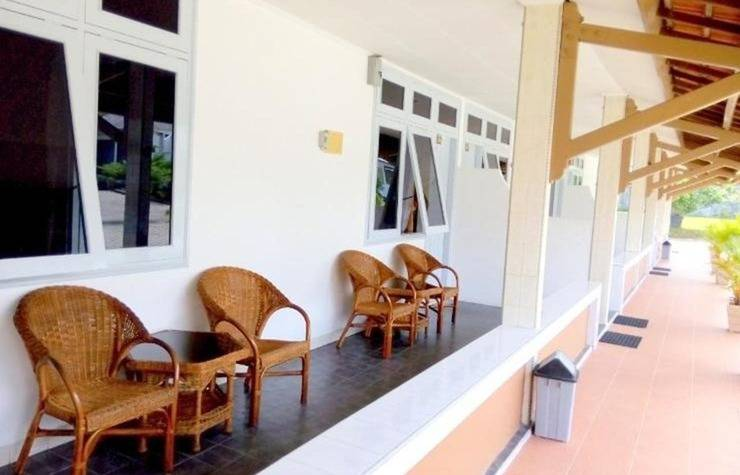 Hotel Citra Sungailiat Bangka - Teras