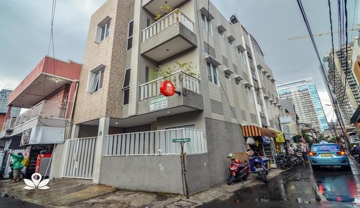 ZEN Rooms Karet Pedurenan Jakarta - Exterior