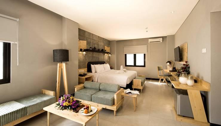 Ayaartta Hotel Malioboro Yogyakarta - Junior Suite Room