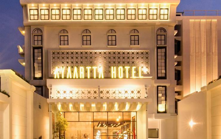 Ayaartta Hotel Malioboro Yogyakarta - Hotel Front