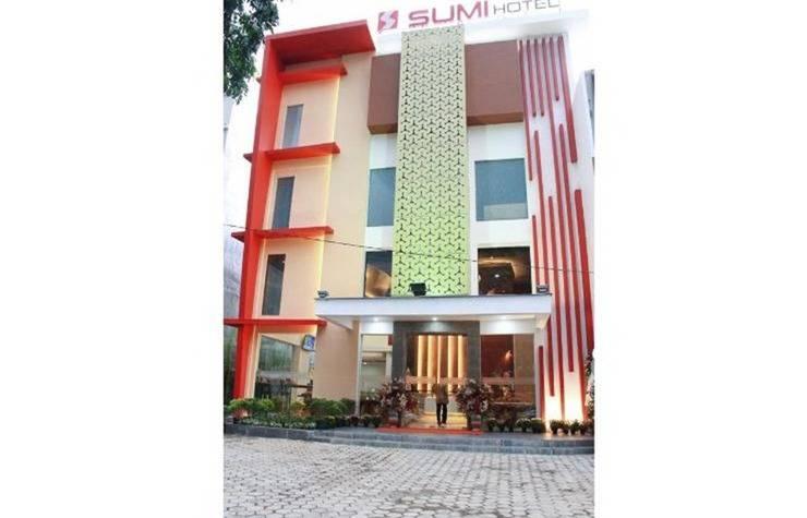 Sumi Hotel Surabaya - Eksterior
