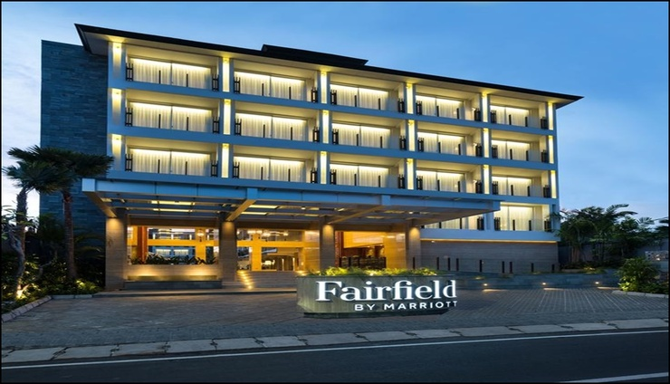Fairfield by Marriott Bali Legian Bali - exterior