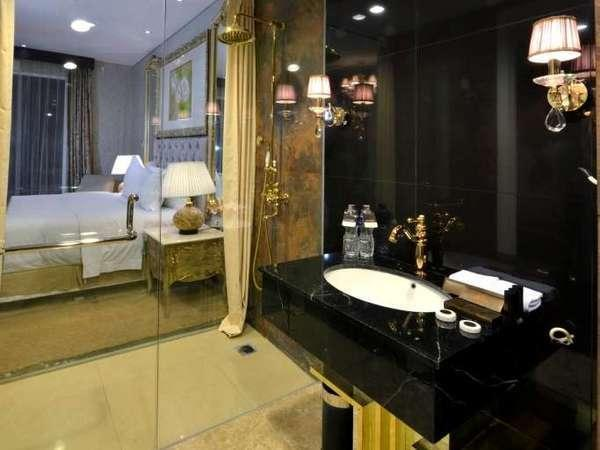 Hotel Amaroossa Bogor - Kamar mandi