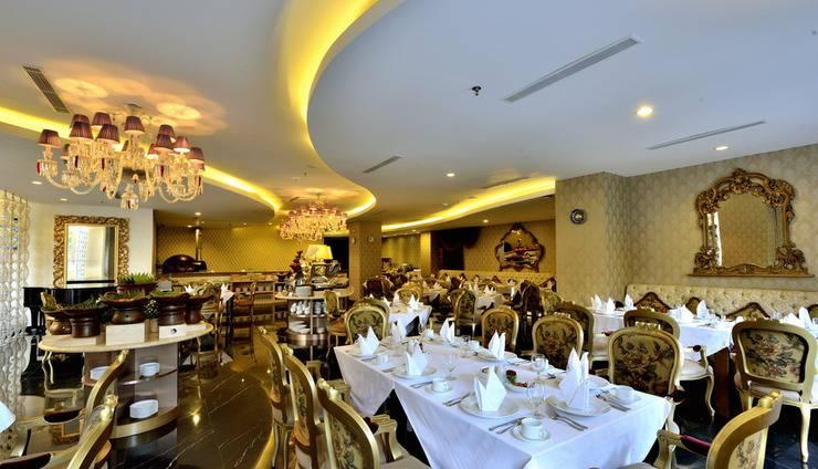 Hotel Amaroossa Bogor - Kumalawangi restaurant