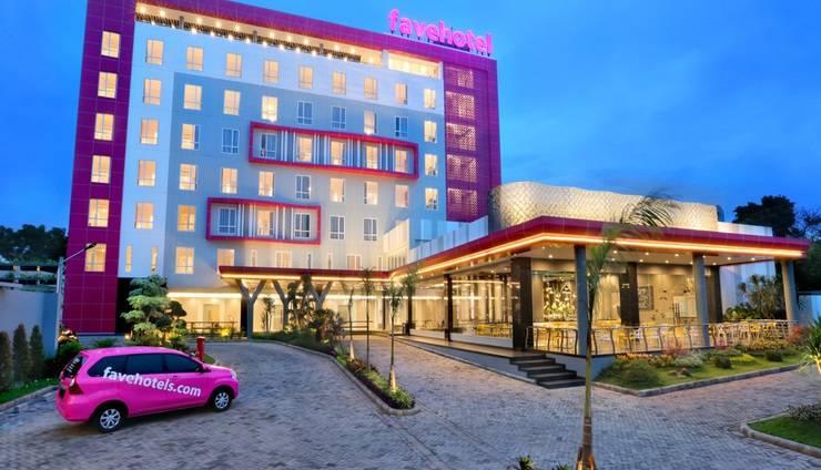 Review Hotel favehotel Tuban (Tuban)