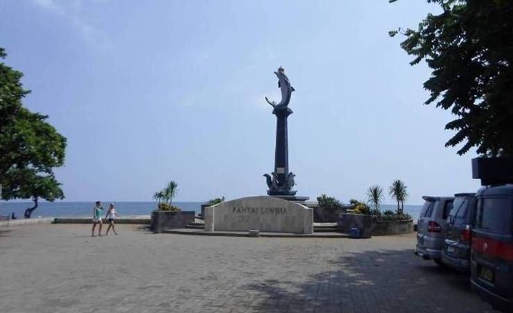 Hotel Mandari Bali - Lingkungan Sekitar