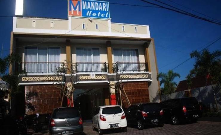 Hotel Mandari Bali - Eksterior