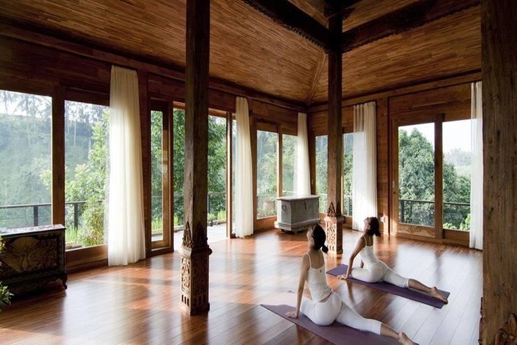 Kamandalu Ubud - Yoga