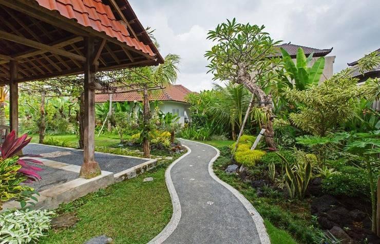 Bije Sari Suite Bisma Bali - pemandangan