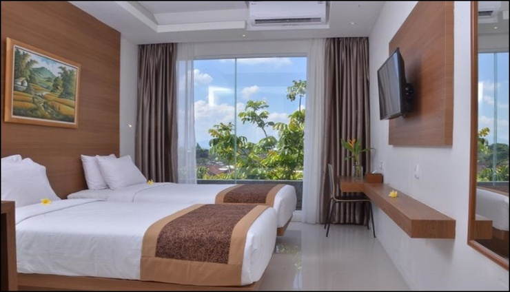 Sunwood Arianz Hotel managed by BENCOOLEN Mataram - room