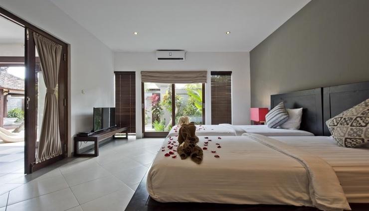 Vanilla Villa Seminyak Bali - Room
