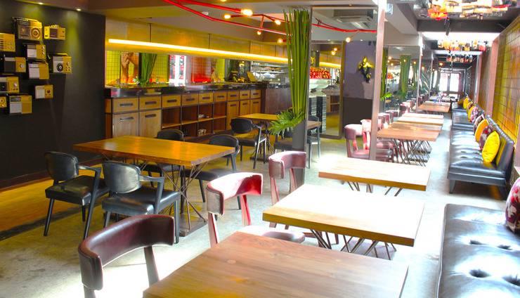 Dash Hotel Seminyak - Restoran