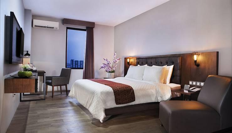 Hotel Horison Urip Sumoharjo Yogyakarta - Kamar tamu