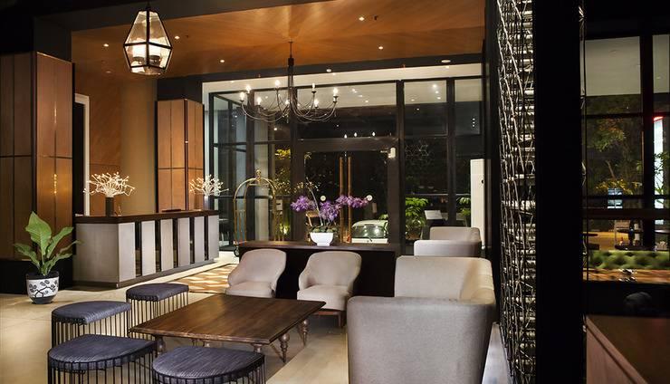 Hotel Horison Yogyakarta - Lobby