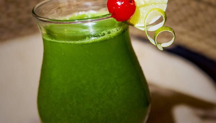 Hotel Horison Yogyakarta - Healthy juice