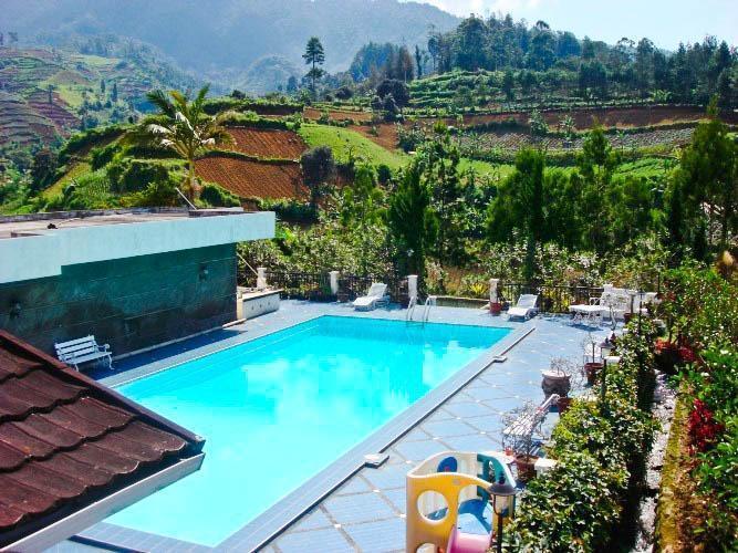 Resort Prima Coolibah Bogor - Kolam Renang